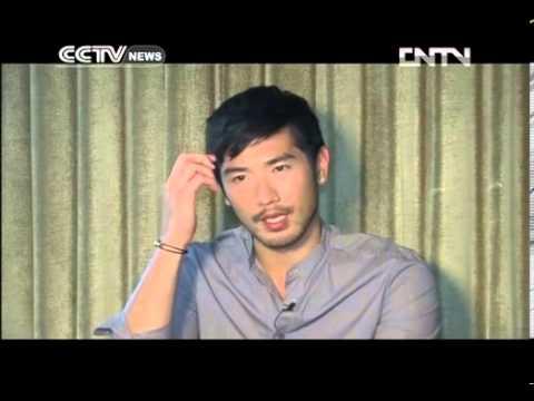 Asian star Godfrey Gao makes Hollywood debut