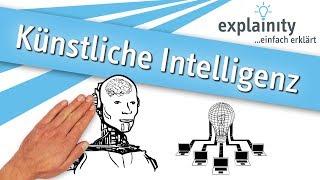 Künstliche Intelligenz einfach erklärt (explainity® Erklärvideo)