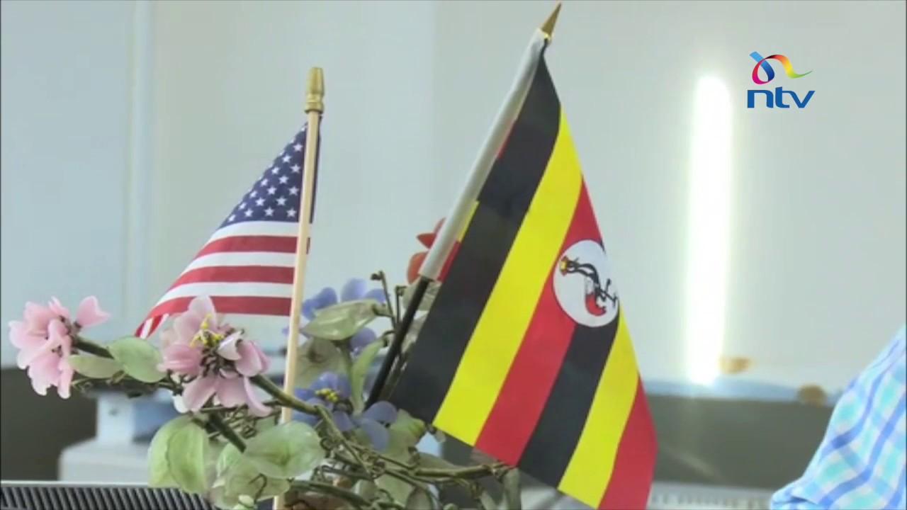 Ugandans vote in the 2016 US election