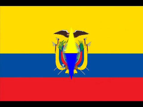 origen de la bandera del ecuador resumen