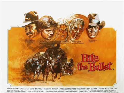 'Bite the bullet' (1975). Alex North