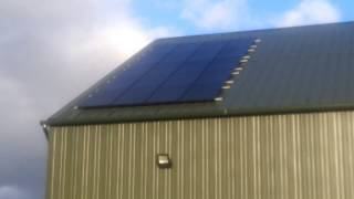 Solar PV 6kw Array Sharp Panels 285w