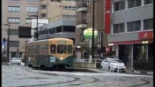 富山地方鉄道市内線(地鉄ビル前~富山駅前)