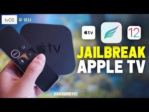 Jailbreak Apple TV 4 On TvOS 12 With Chimera! NO IOS 12.3 Or 4K (KODI & More)
