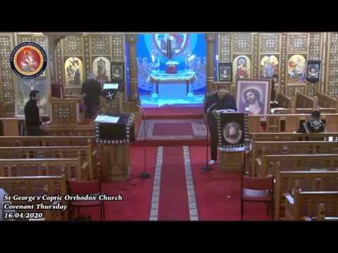 Covenant Thursday   Part 1 16/04/2020