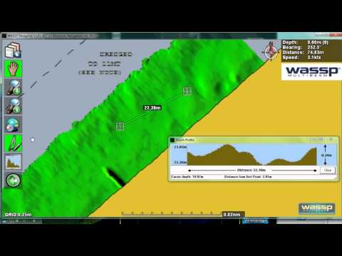 WASSP WMB-160S Multibeam Sonar (MBES) Overview