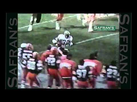 George Rogers ~ New Orleans Saints HOF ~ 1992 Report ~ USC Gamecocks