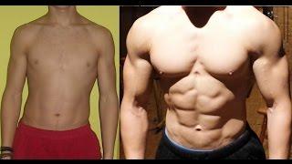 21 year old Body Transformation to 65kg - Drug Free - Aestetics Fitness - BODYBUILDER MOTIVATION