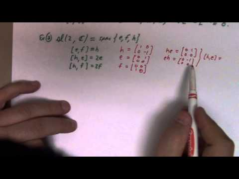 Lie Algebra: Solvable and Semisimple (part 1)