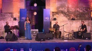 أمسيات شومان الموسيقية- المولد مع الفنانة دنيا مسعود بمصاحبة موسيقيين أردنيين