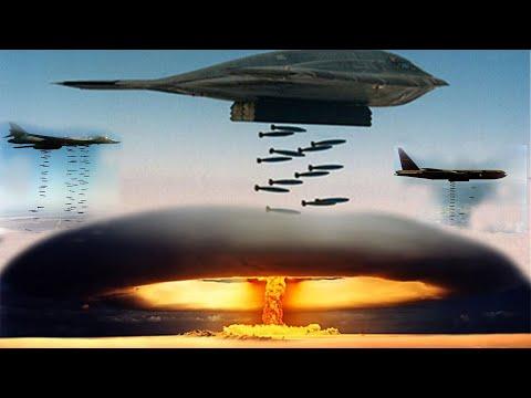 做好作战准备!美最先进隐形战略轰炸机 对抗中共移动性武器 (图)