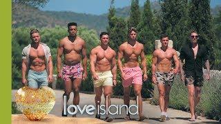 Here Come the Boys... | Love Island 2017