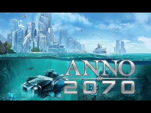 Anno 2070 Gameplay - Chapter 1- Mission 2 |