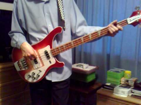 REM - So. Central Rain - Bass Cover