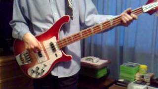 REM - So. Central Rain - Bass Cover