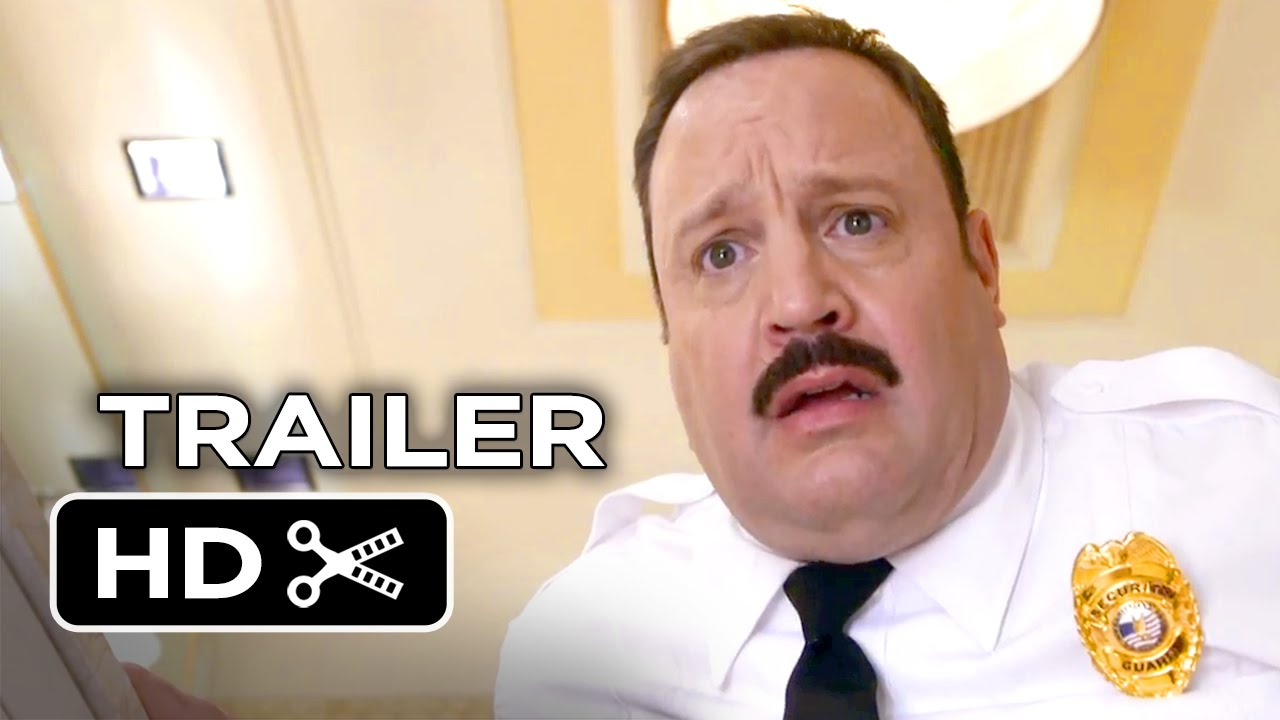 Paul Blart: Mall Cop 2 Official Trailer #1 (2015) - Kevin James ...