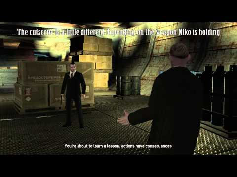 GTA IV - A Dish Served Cold (All Possibilities)