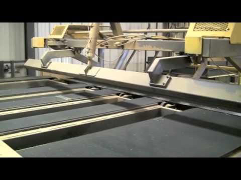 Log Home Manufacturing Line