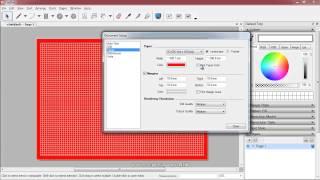 SketchUp Pro - Layout - Document Setup