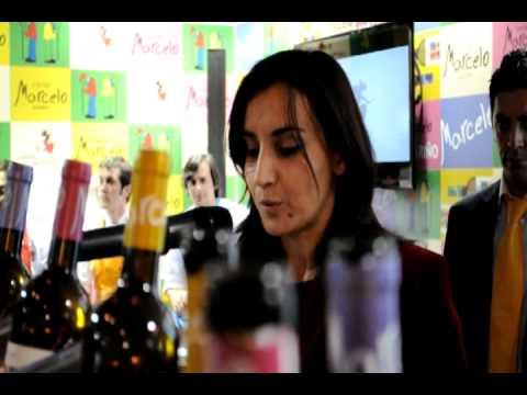 HABELAS HAILAS LICORES NO FORUM GASTRONÓMICO DE SANTIAGO 2012