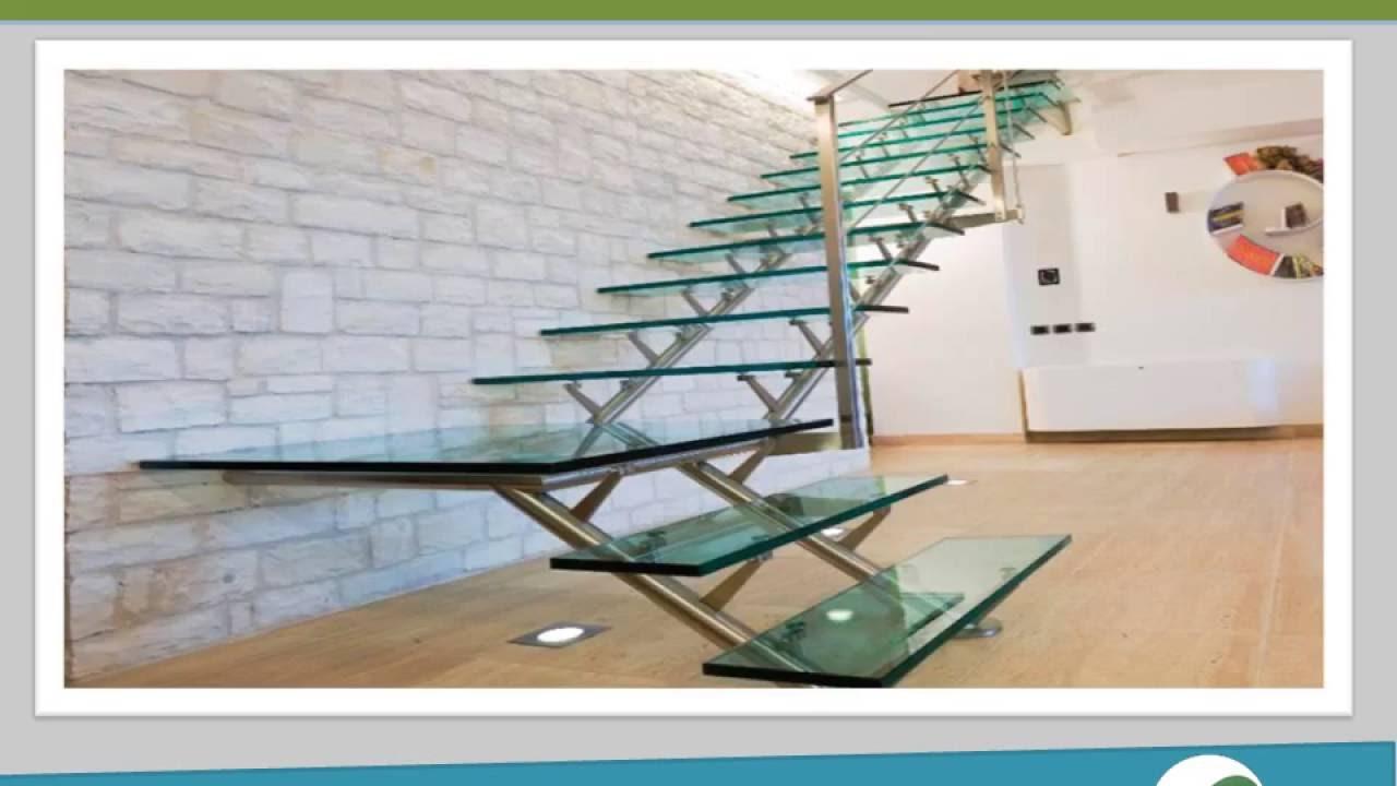 Balcones terrazas y escaleras de vidrio templado youtube for Precios de toldos para balcones