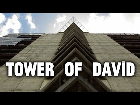 The world's tallest slum: Caracas' notorious Tower of David