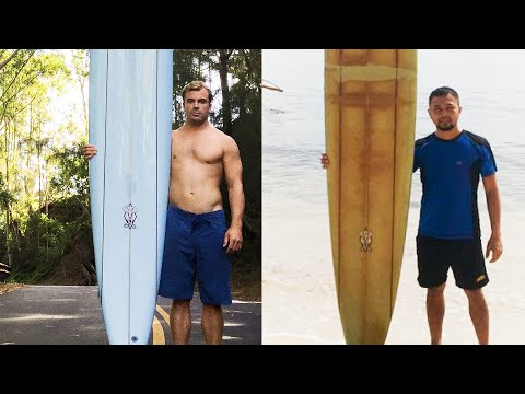 Surfboard Lost In Hawaii Found In The Philippines