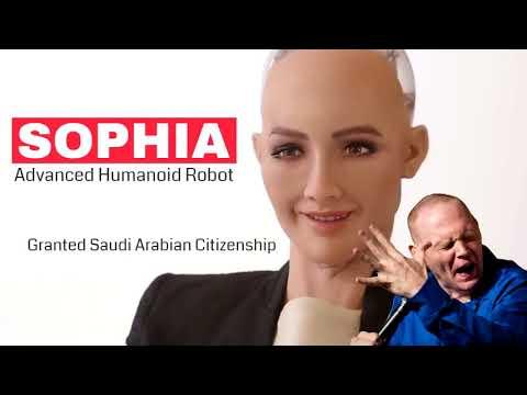 Bill Burr - Robot Granted Citizenship