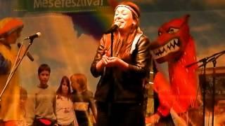 Rúzsa Magdolna-Egyszer..., Vecsésen