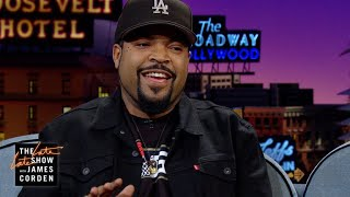 Ice Cube Had to Bring His Ex-Girlfriend to Prom