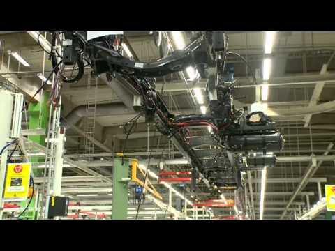 TruckWorldTV Volvo Factory Visit
