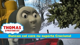Thomas si prietenii sai - S18E11 - Duncan cel care nu suporta Craciunul (Duncan the Humbug ...