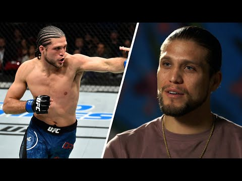 Brian Ortega Reflects on MMA Beginnings and Passion for the Sport