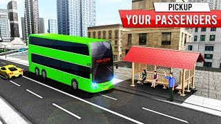 City Coach Bus Simulator 2019 - Android Gameplay