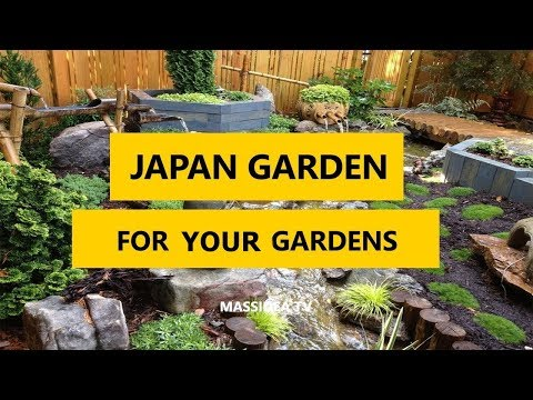 45+ Best Japanese Garden Design Ideas for Your Gardens 2018