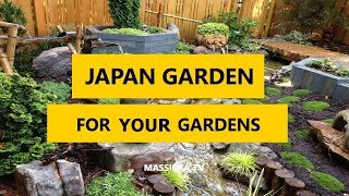 Gambar cover 45+ Best Japanese Garden Design Ideas for Your Gardens 2018