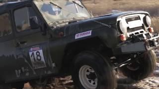DESTRUCTION TEST #2 Обзор Авто УАЗ 469