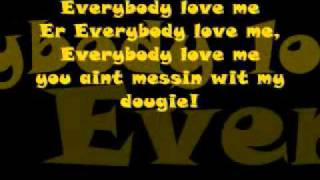 Cali Swag Distric - Teach me how to dougie lyrics (clean)