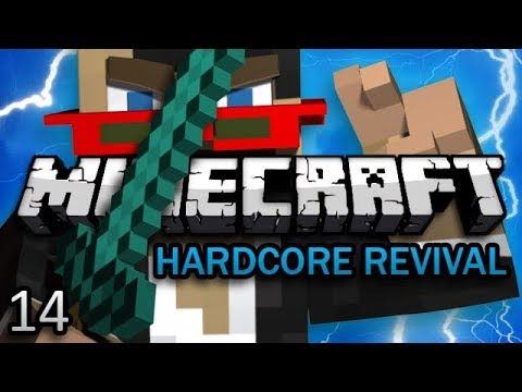 Minecraft: Hardcore Revival Ep. 14 - THE BEST LOOT OF ALL TIME NOT EVEN JOKING
