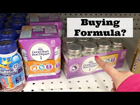 Buying Formula?! (Vlog)