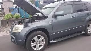 Видео-тест автомобиля Suzuki Escudo(Td94w-100541, H27A.  2005г)