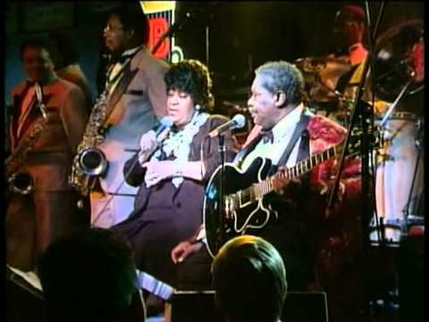 B. B. King and Ruth Brown - It Ain't Nobody's Business (The Blues Summit Concert in 1993)