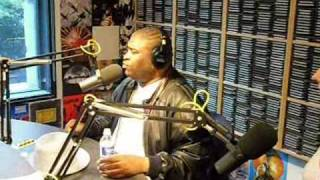 Patrice O'Neal Breaks Down Radiohead's Creep! Hilarious! The No Name Show on Live 105!