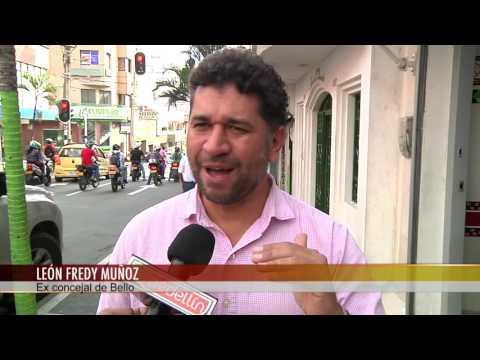 Capturado César Suárez Mira, Alcalde de Bello[Noticias] - TeleMedellin