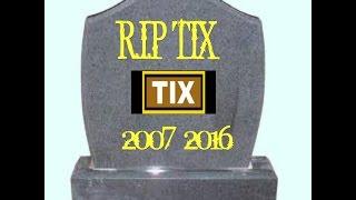 Roblox - TIX IS DEAD!!!