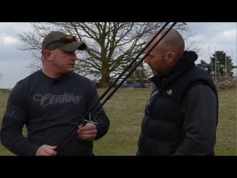 Century C2-D Long Range Carp Rod New For 2015 - An In Depth Look
