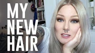 My New Natural Hair | Katrin Berndt Thumbnail