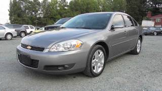 2006 Chevrolet Impala LTZ 3.9 V6 Start Up, Exhaust, and In Depth Tour