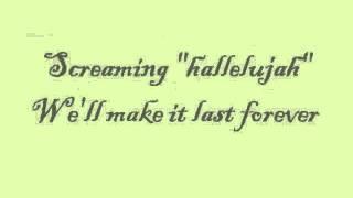 Hallelujah - Paramore Lyrics