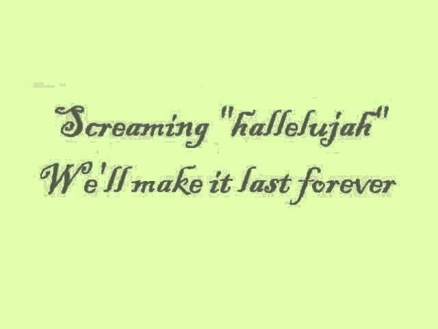 Hallelujah Paramore Lyrics Chords Chordify